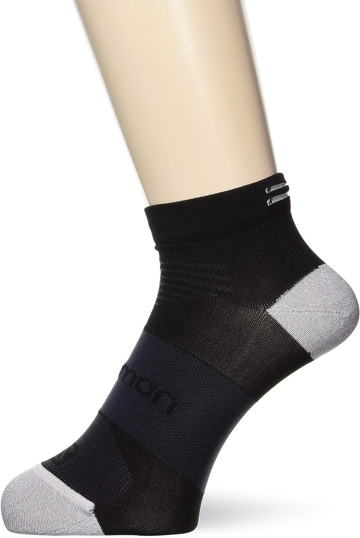 L Salomon Standard Socks Dark Denim//Copen Blue