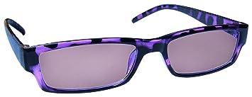 819c2ca31c The Reading Glasses Company Purple Tortoiseshell Lightweight Comfortable Sun  Readers UV400 Mens Womens S32-5