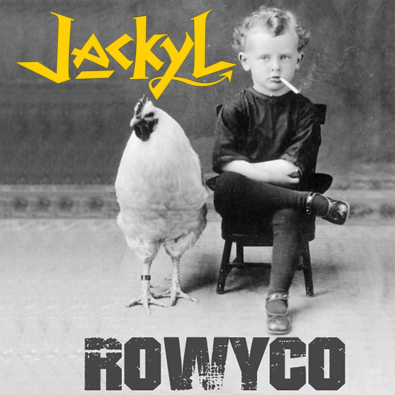 CD : Jackyl - Rowyco (Digipack Packaging)