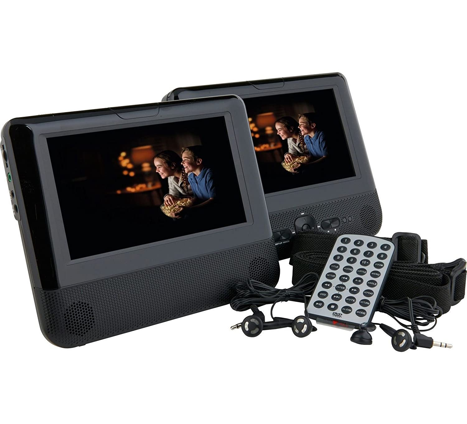 Bush 8737 twin screen car dvd player includes amazon bush 8737 twin screen car dvd player includes amazon electronics publicscrutiny Image collections
