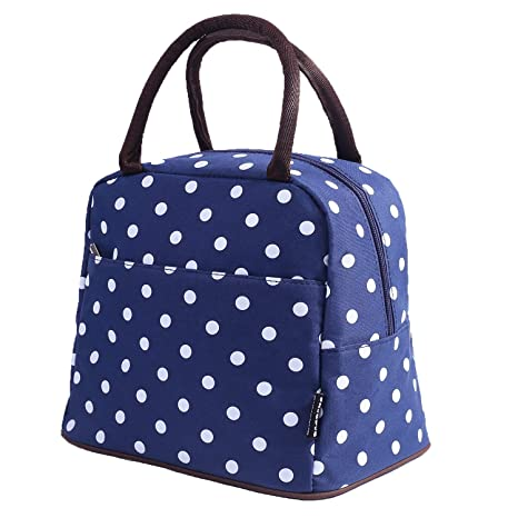 019f218fc01f Bagbang Insulated Adult Lunch Bags for Women Girls Reusable Soft Cooler  Tote Bags Lunch Box for Picnic School Office Outdoor Shopping with Large ...