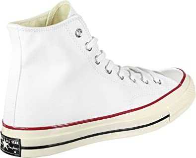Converse CTAS Ox White, Baskets Mixte Adulte, Blanc (White 100), 39 EU