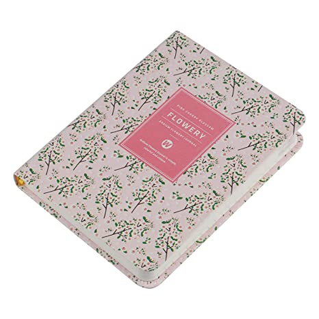 Daily Planner 2019, Calendar Schedule Organizer and Journal Notebook 2019,Non Dated Day A6 (Pink Cherry Blossom)