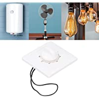Countdown Timer Switch, Wall Light Timer Switch Bathroom Timer Switch Fan Switch Timer 120 Minutes Intelligent Timing…