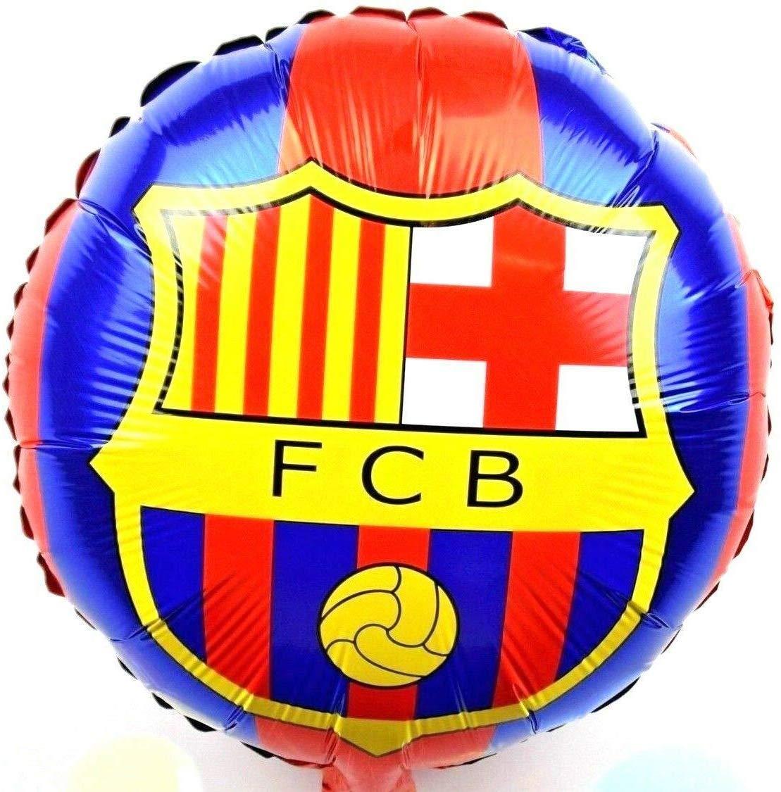 SauParty 3X R4F13 Fútbol Helio Globo de Plástico Barcelona FCB ...