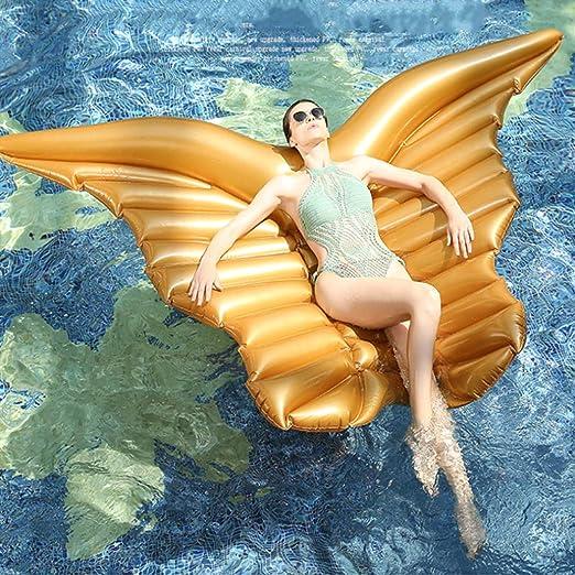 Pool Toy Hinchable Colchonetas Mariposa Gigante Alas De ángel ...