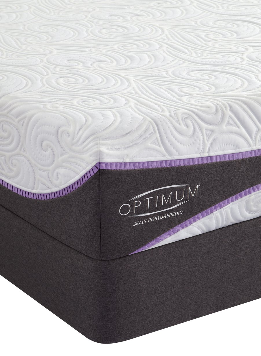performance sealy shop flatset ii hybrid posturepedic mattress kelburn