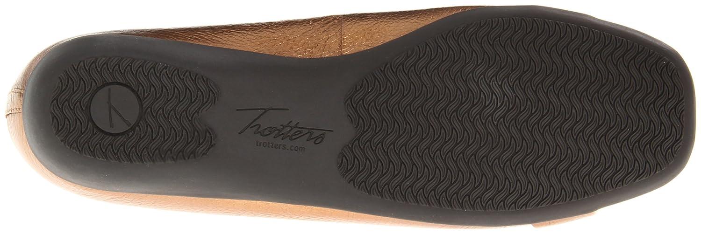 Trotters Women's Sizzle 7.5 Signature Ballet Flat B0073E67PS 7.5 Sizzle B(M) US|Bronze 09e82b