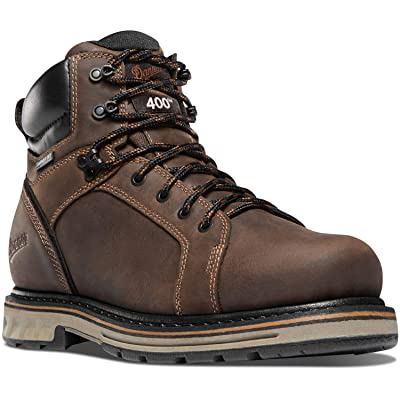 "Danner Men's Steel Yard 6"" 400g Construction Boot 