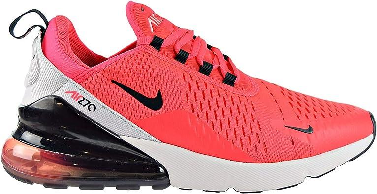 Nike Air Max 270 Bv6078-600 - Zapatillas para hombre, color rojo, negro y  gris