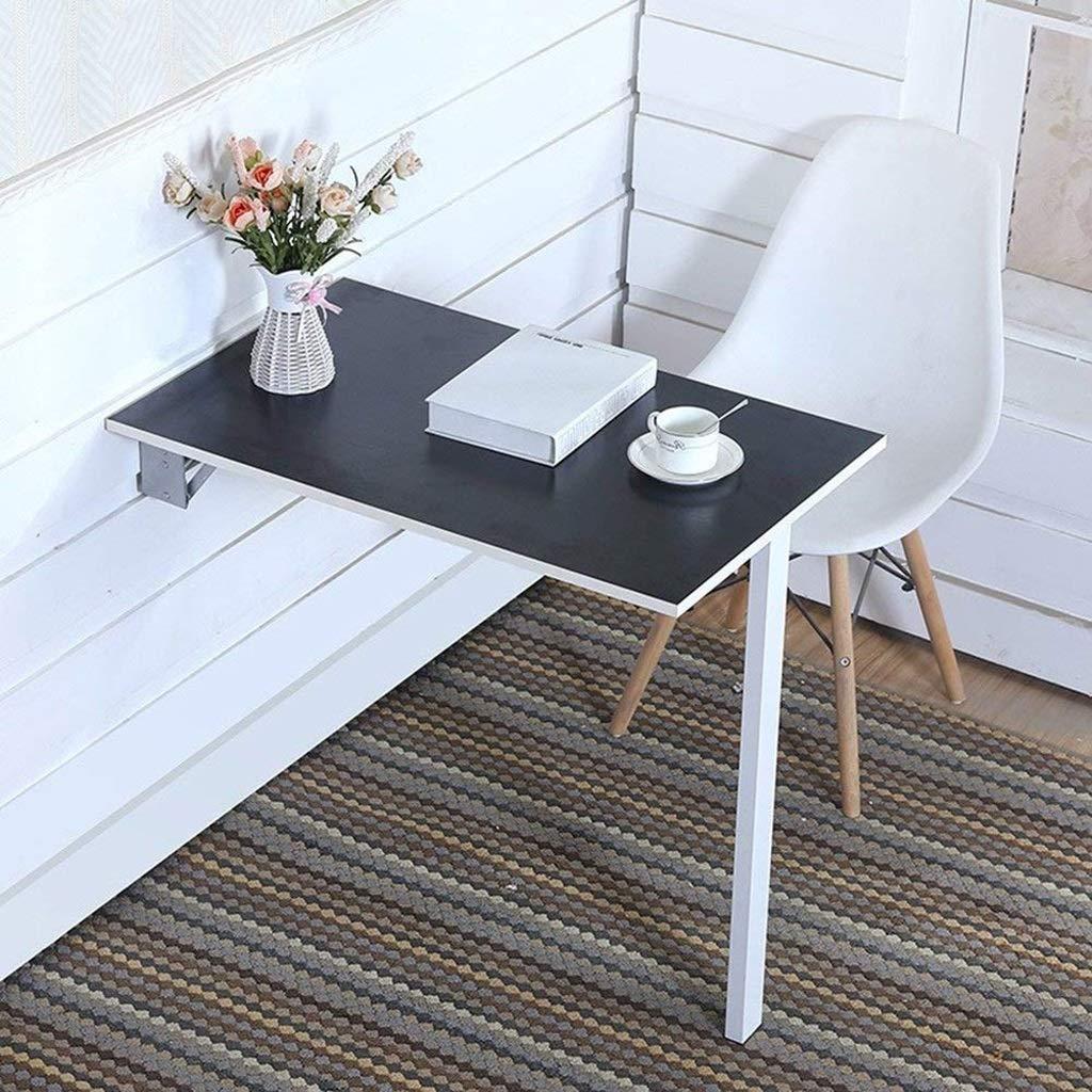 Amazon.de: Folding Desk Wandtisch Computertisch, Drop-Leaf Kaffee ...
