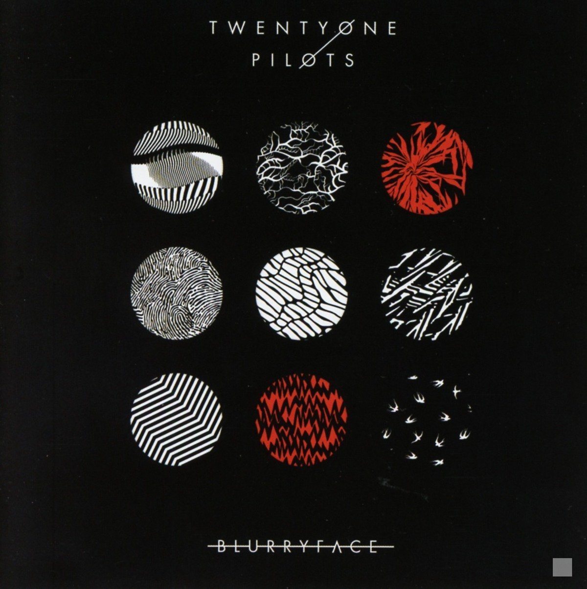 Image result for TWENTY ONE PILOTS BLURRYFACE