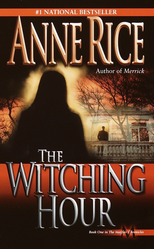 Image result for the witching hour anne rice