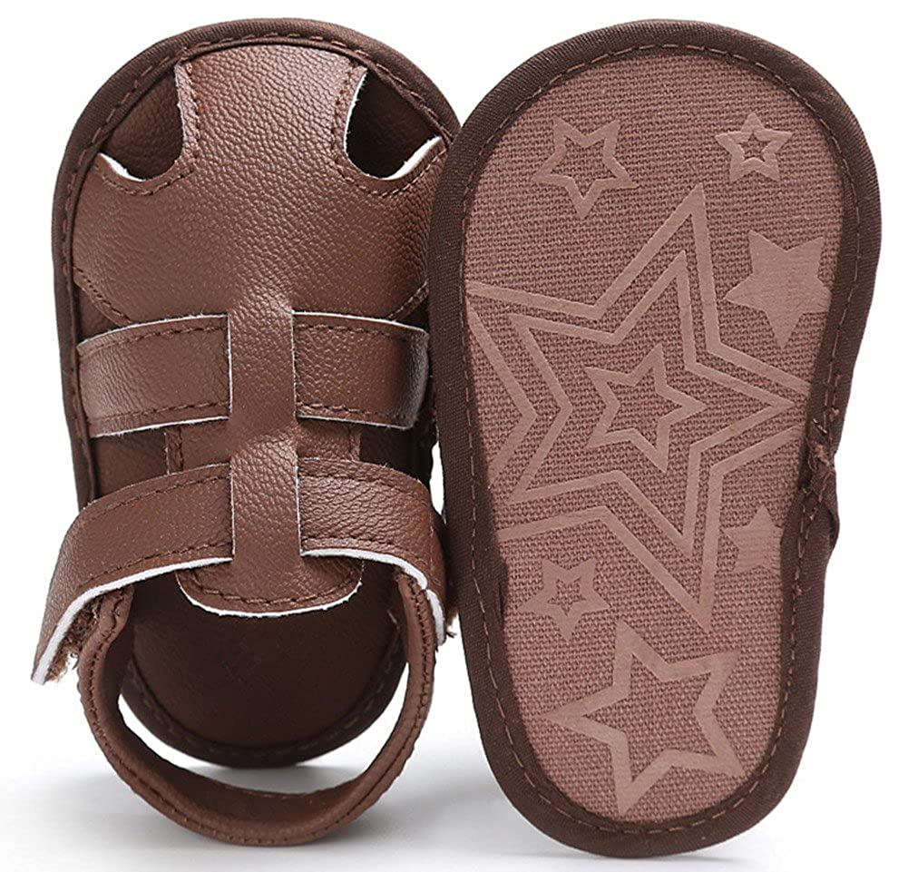Ibbshoes Summer Baby Boy Shoes 0 1 Years Old Sandals Newborn Toddler