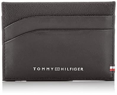 release date: c7499 9f5ba Amazon.com: Tommy Hilfiger Bi-material Cc Holder, Men's Credit Card ...