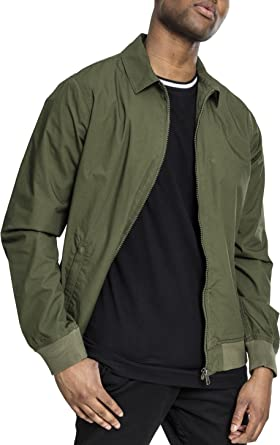 Urban Classics Cotton Worker Jacket Chaqueta para Hombre