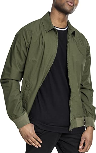 Urban Classics Cotton Worker Jacket, Chaqueta para Hombre ...