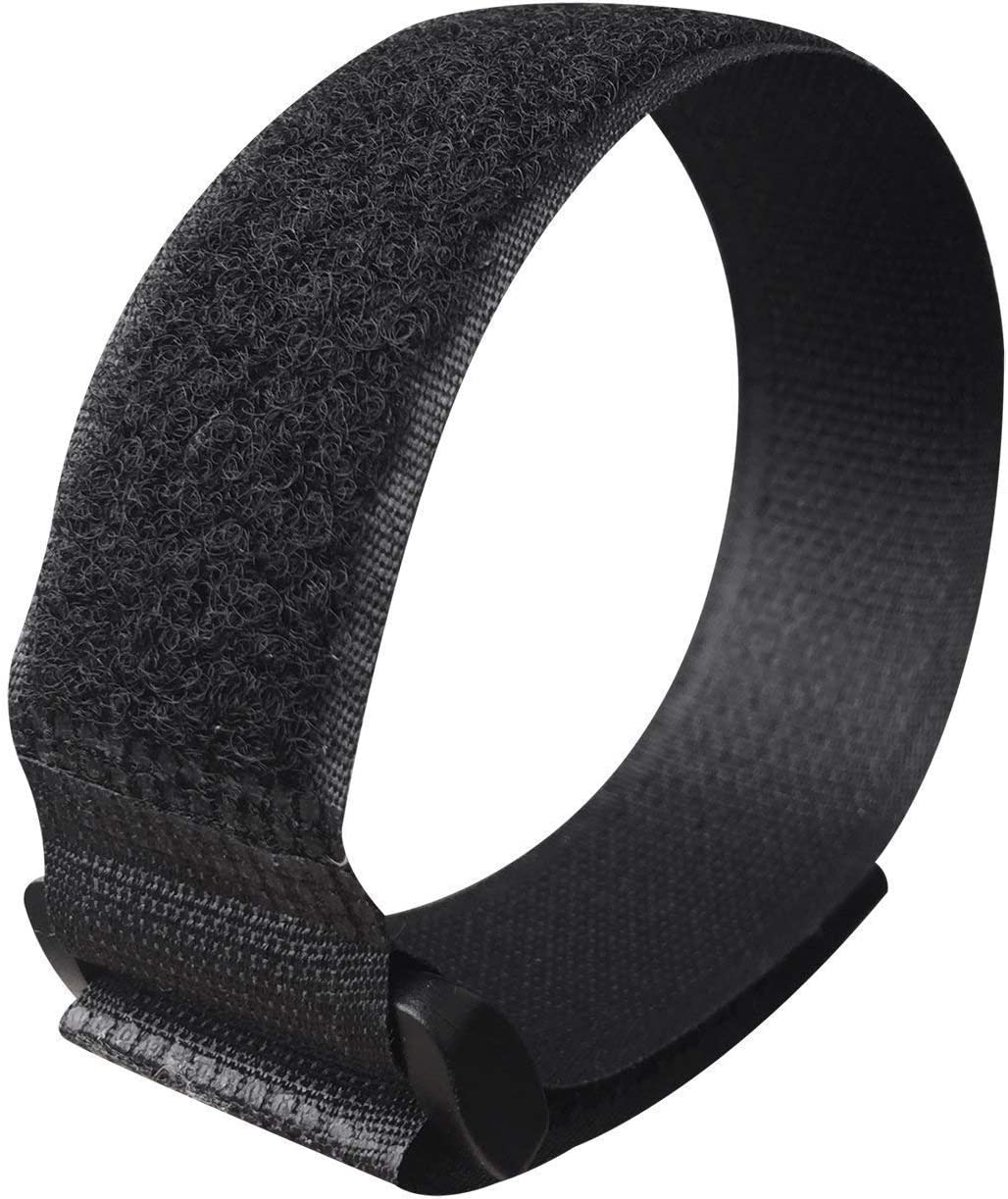Reusable Cinch Straps 1 x 20 Pack of 10 Hook and Loop Straps