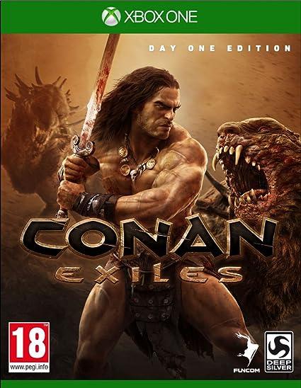 Conan Exiles - Day One Edition: Amazon.es: Videojuegos