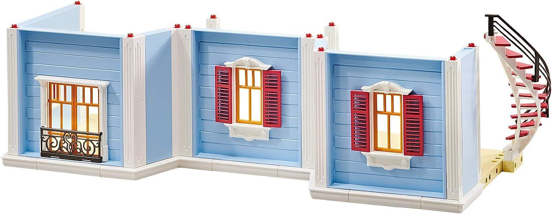 Playmobil 9849 Etage Supplementaire Pour Grande Maison 70205 Dollhouse Vendu Sous Emballage Carton Brun Amazon Fr Jeux Et Jouets