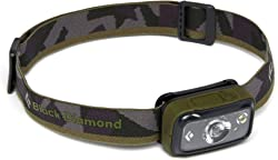 This photo shows the new Black Diamond Spot 350 Headlamp.