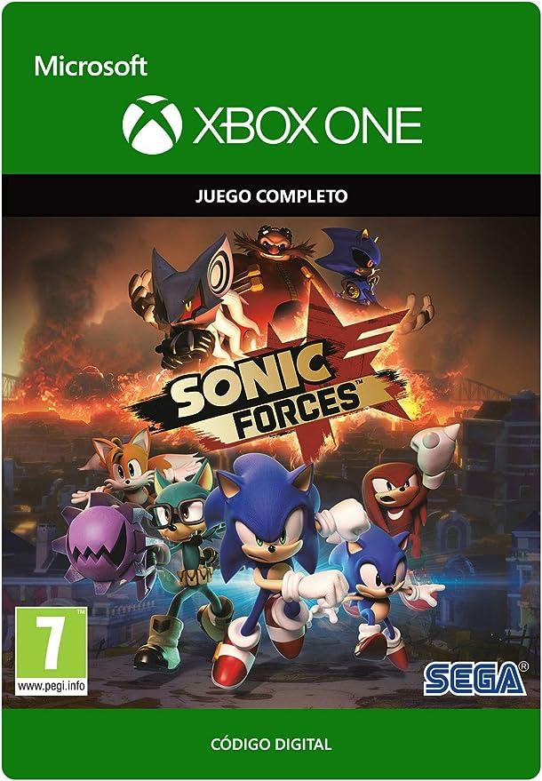SONIC FORCES | Xbox One - Código de descarga: Amazon.es: Videojuegos