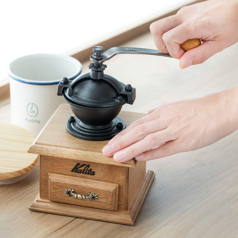 手動式 コーヒーミル