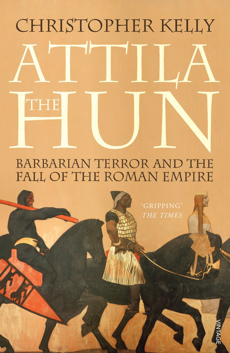 Attila The Hun: Barbarian Terror and the Fall of the Roman Empire ebook