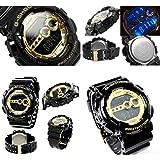早いもの勝ち! 【正規品】 カシオ CASIO Gショック G-SHOCK 高輝度LED 腕時計 GD100GB-1