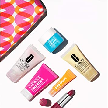 Amazon.com : Clinique 2018 Holiday Kapitza Skin Energizers 7pcs Gift Set : Beauty
