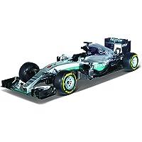 Mercedes AMG Petronas W07 Maqueta de Coche 1:43