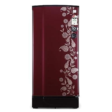 Godrej 200 L 3 Star   2019   Direct Cool Single Door Refrigerator  RD 2003 PT 3.2, Scarlet Dremin