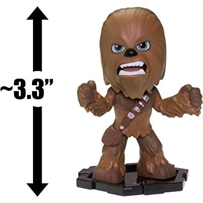 "Funko Chewbacca: ~3.3"" Mystery Minis x Star Wars Mini Bobblehead Figure [Uncommon] (13905): Toys & Games"