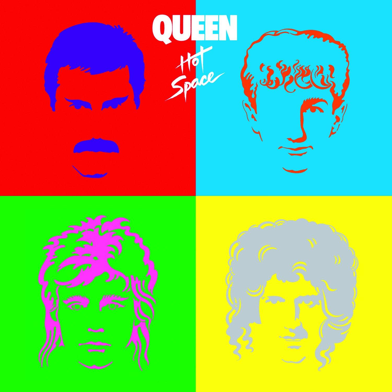 Vinilo : Queen - Hot Space (180 Gram Vinyl)