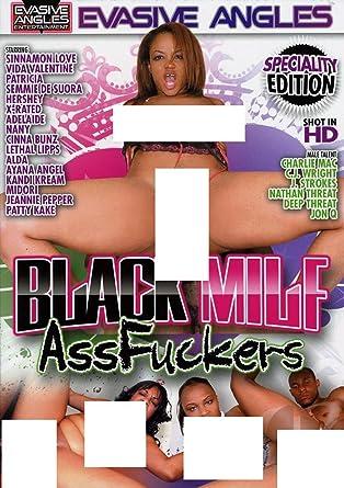 Black milf ass fuckers