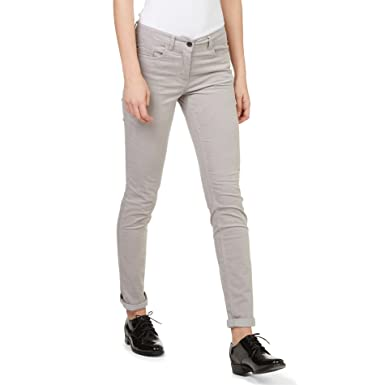 MONOPRIX FEMME - Pantalon slim en velours - Femme - Taille   46 - Couleur   f2153963f601