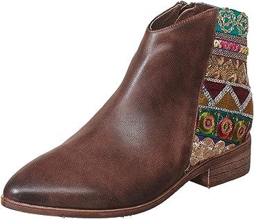 153dd5d3ed4 Antelope Women s 396 Leather Half Brocade Bootie