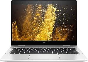 HP EliteBook x360 830 G6 Laptop, Intel Core i5-8365U, 8GB RAM, 256GB SSD, Windows 10 Pro 64-Bit (7MS68UT#ABA)