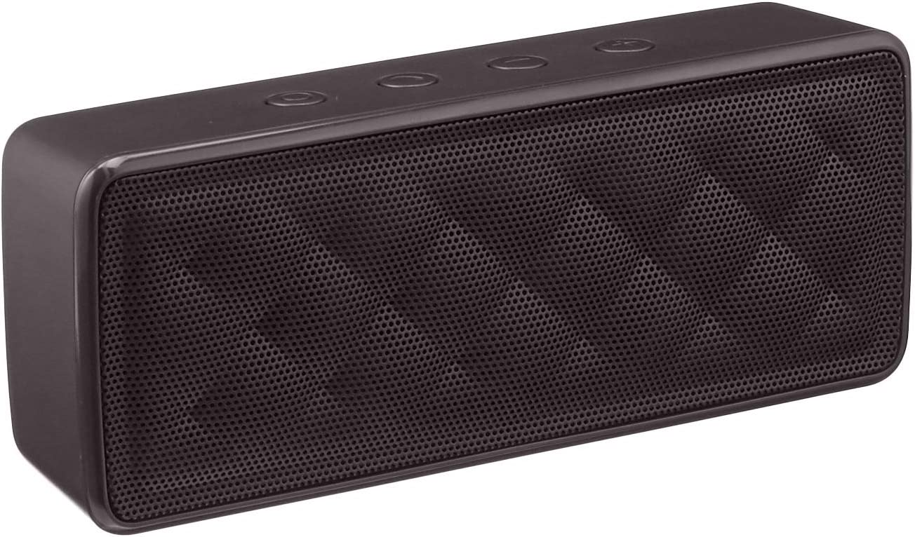 AmazonBasics Portable Wireless, 2.1 Bluetooth Speaker