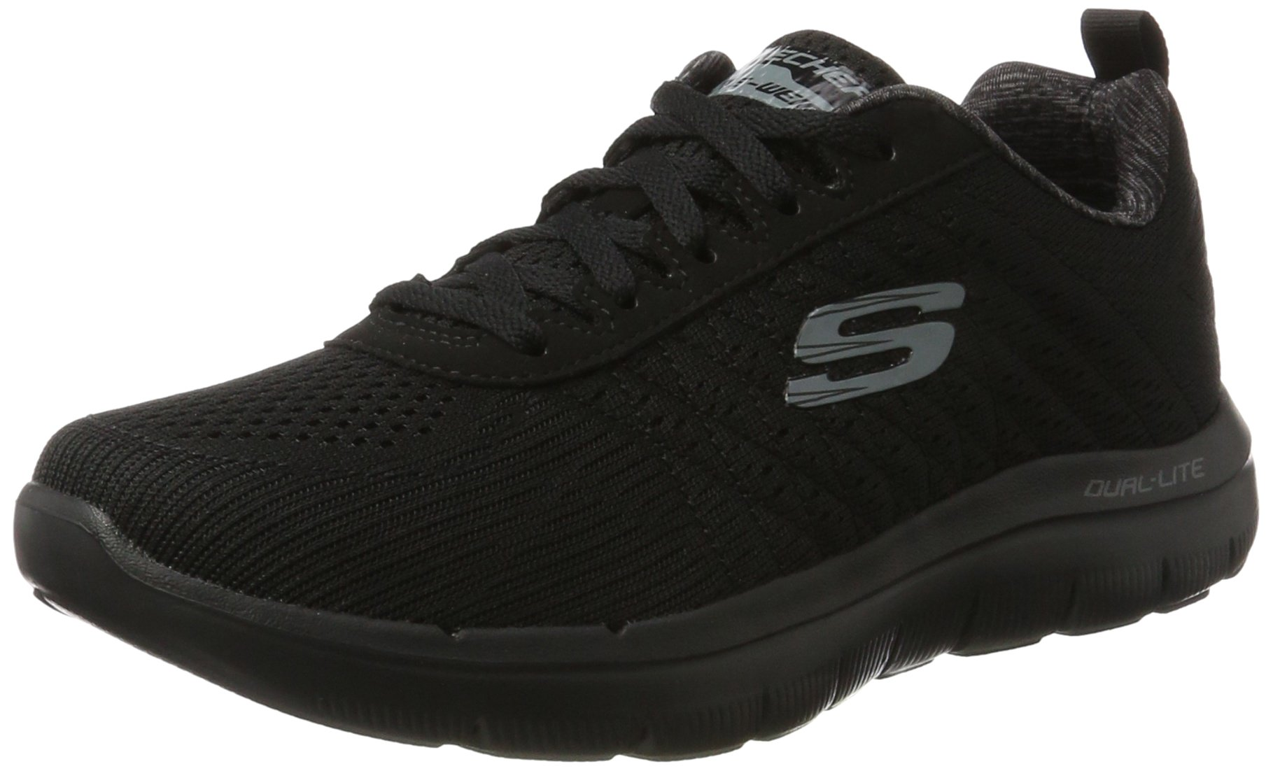 Skechers Sport Men's Flex Advantage 2.0 The Happs Oxford,Black,10 M US