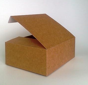 Avalon Craft and Cosmetic Packaging Code#C - Cajas de regalo de cartón, planas, para montar, cajas de regalo para bombones, joyas, pequeños regalos (25 ...