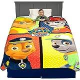 "Franco Kids Bedding Super Soft Plush Microfiber Blanket, Twin/Full Size 62"" x 90"", Paw Patrol"