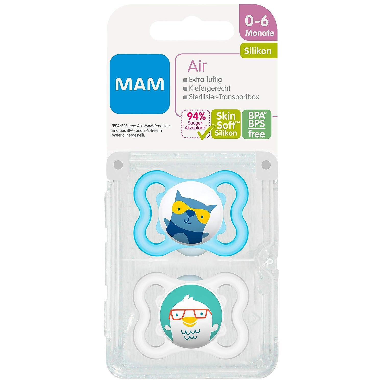 MAM Babyartikel 66667411 - Chupete, modelos surtidos