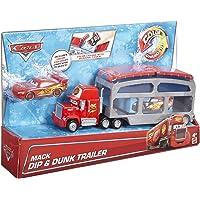 Disney Pixar Cars véhicule Camion Transporteur Mack Color Changers pour transporter et transformer les couleurs des voitures, jouet pour enfant, CKD34