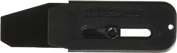 35mm líder de la película Retriever Selector de película para 35mm casetes con instrucciones.