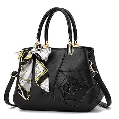 79e06ca79ae3 Bags Handbags Women Famous Brands Scarves Shoulder Bag For Handbags Women  Bags Designer PU Leather Flowers