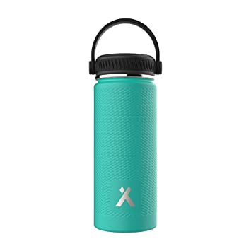 6427271d17 BEAR GRYLLS Triple Wall Vacuum Insulated Water Bottle (20 ounce Aqua Teal):  Amazon.ca: Sports & Outdoors