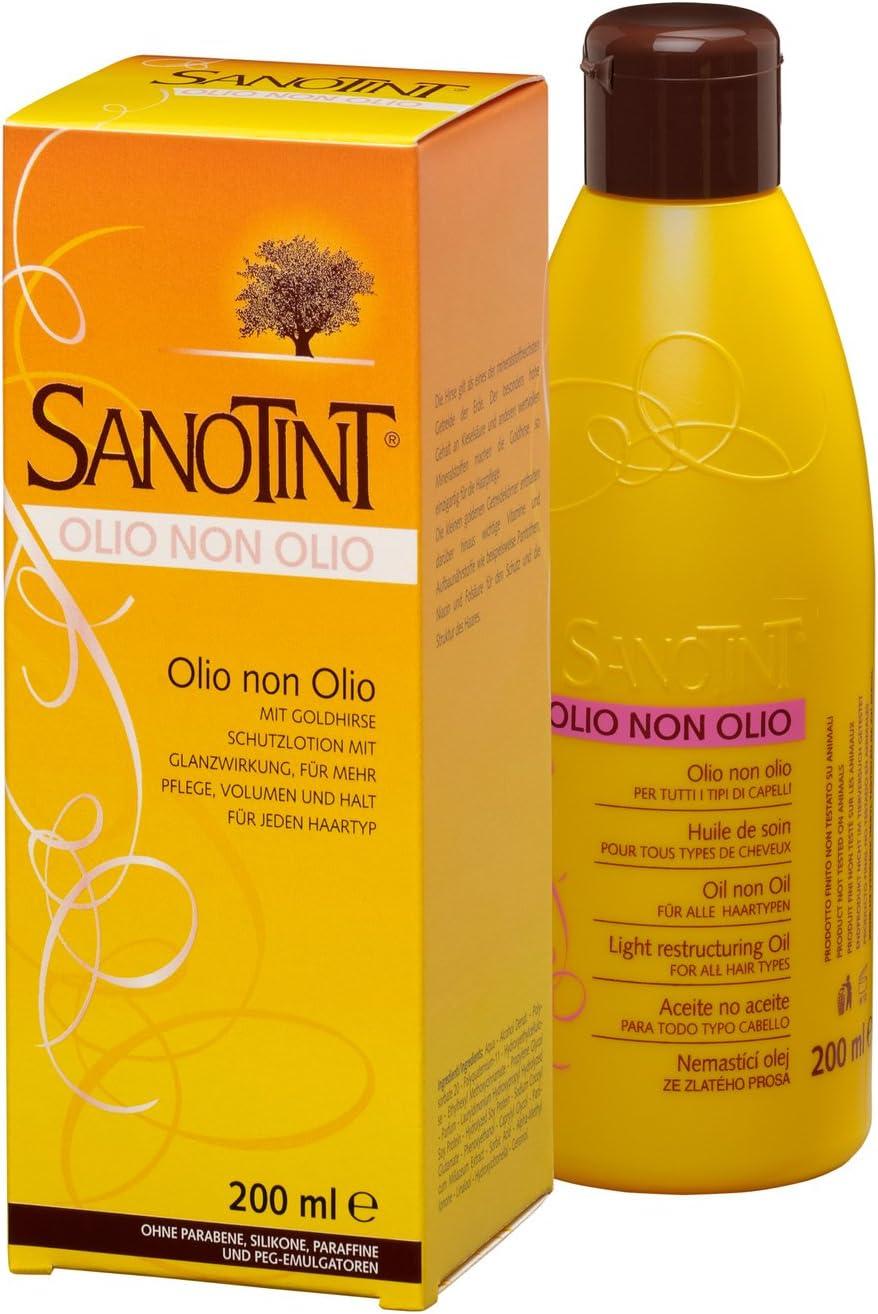 Sanotint® Olio non Olio - Loción protectora para el cabello ...