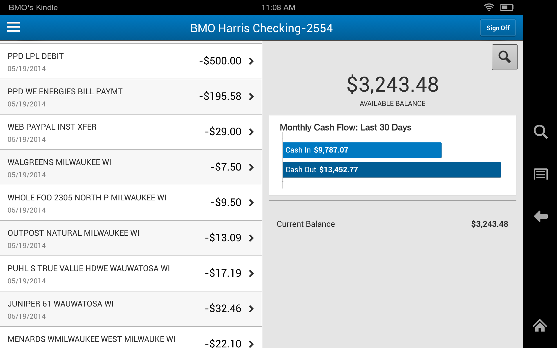 Bmo Harris Mobile Banking Appstore For Android Wiring Money Internationally