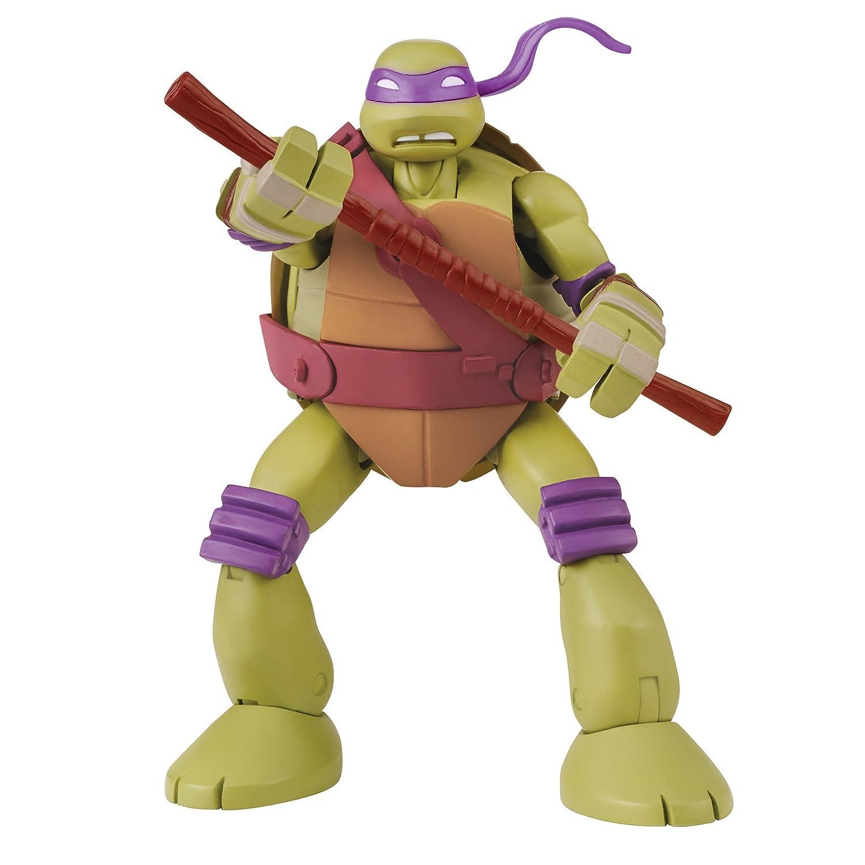 Amazon.com: Teenage Mutant Ninja Turtles Mutations Pet To Ninja Donatello  Action Figure: Toys U0026 Games